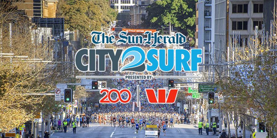 City2Surf 2019