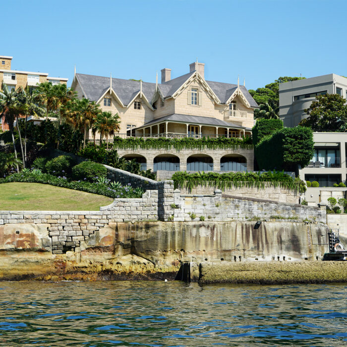 Sydney Harbourside House