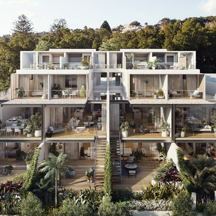 The Clermont, Bellevue Hill