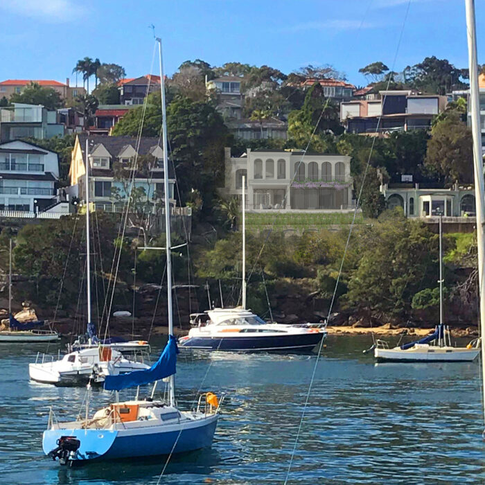 Vaucluse Waterfront House