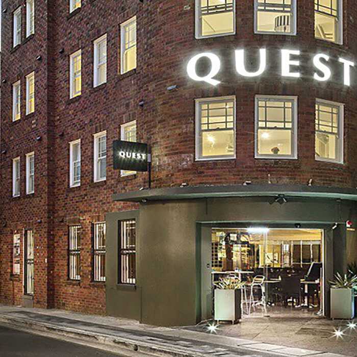 Quest Hotel, Potts Point