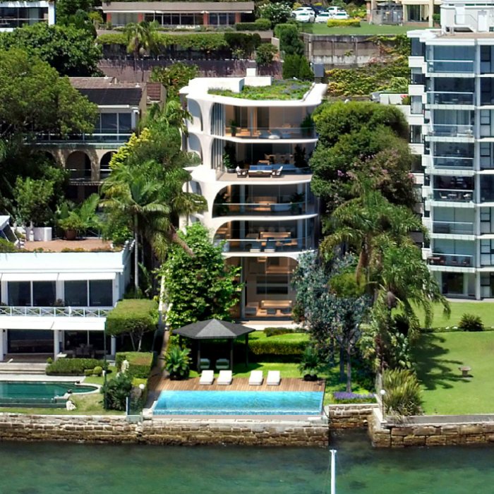 Waterfront Apartments, Darling Point