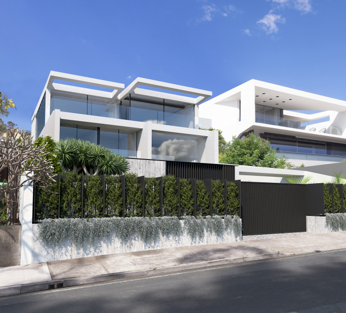 Vaucluse Road Dwelling