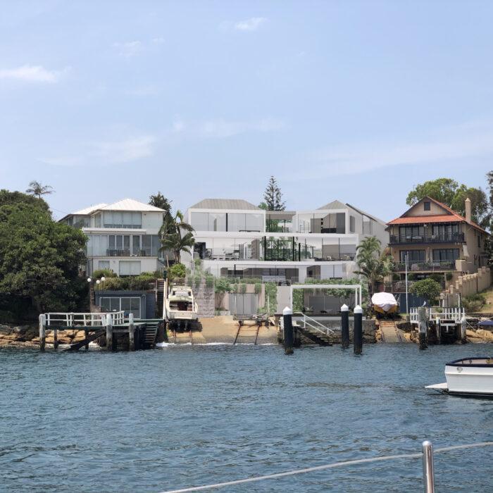 Watsons Bay Waterfront House
