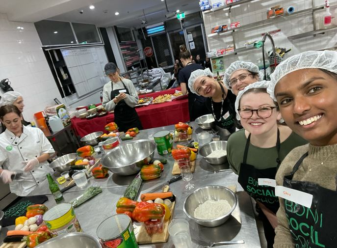 GSA Cooking for a Cause