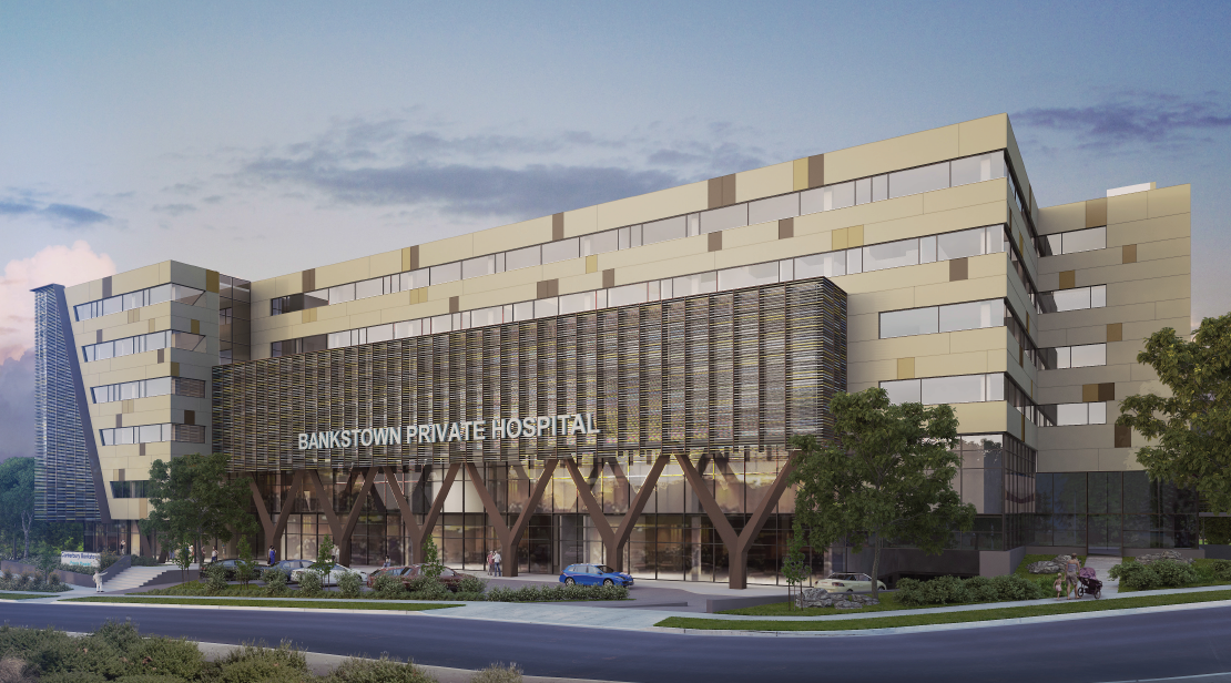 Bankstown Private Hospital Endorsed by Council